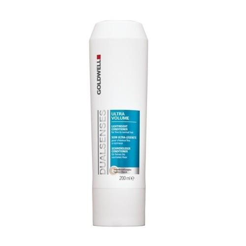 Goldwell Gelový kondicionér pro objem vlasů Dualsenses Ultra Volume (Lightweight Conditioner For Fine To Normal Hair) 200 ml