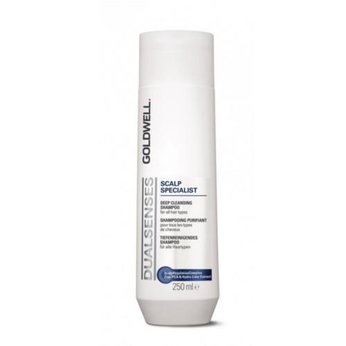 Goldwell Hluboce čisticí šampon pro všechny typy vlasů Dualsenses Scalp Specialist (Deep Cleansing S