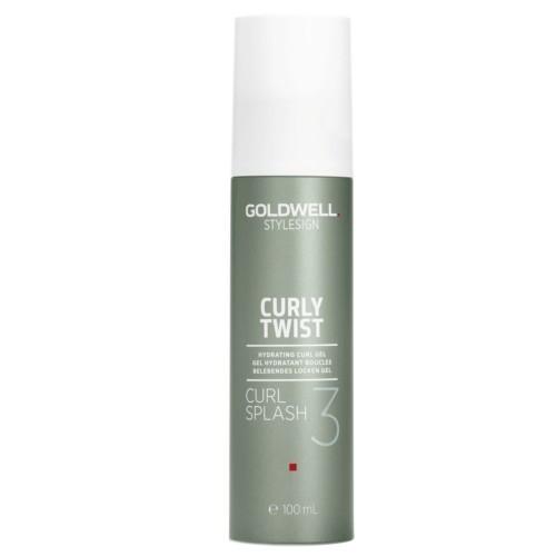 Goldwell Hydratační gel pro definici vln StyleSign Curly (Twist Curl Splash Hydrating Gel) 100 ml