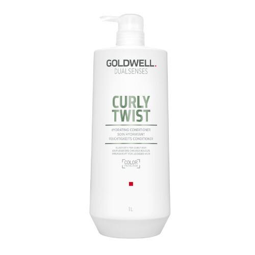 Goldwell Hydratační kondicionér pro vlnité a trvalené vlasy Curly Twist (Hydrating Conditioner) 1000 ml