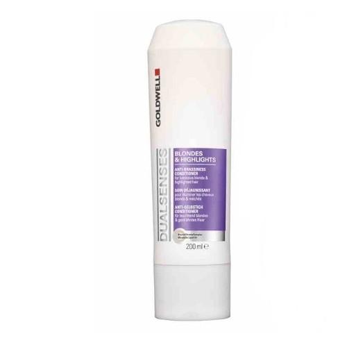 Goldwell Kondicionér pro blond a melírované vlasy Dualsenses Blondes & Highlights (Anti-Brassiness Conditioner) 200 ml