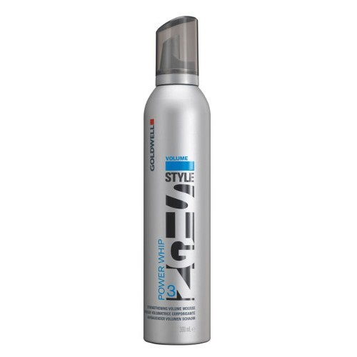 Goldwell Pěna na vlasy pro dlouhotrvající objem účesu Stylesign Volume (Power Whip Strenghtening Volume Mousse) 300 ml