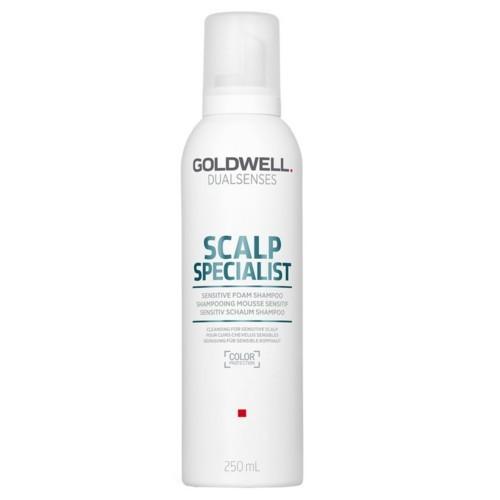 Goldwell Pěnový šampon pro citlivou pokožku Dualsenses Scalp Specialist (Sensitive Foam Shampoo) 250 ml