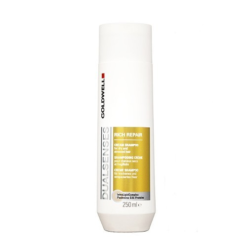 Goldwell Šampon pro suché a lámavé vlasy Dualsenses Rich Repair (Cream Shampoo For Dry And Stressed Hair) 250 ml