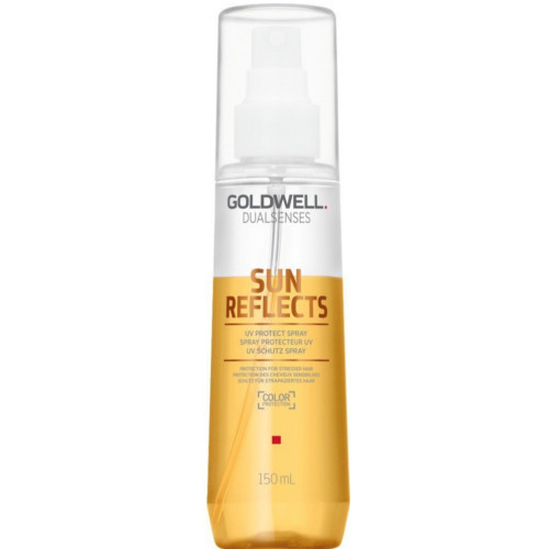 Goldwell Sprej na vlasy vystavené slnku Gold well Sun Reflects (UV Protect Spray) 150 ml