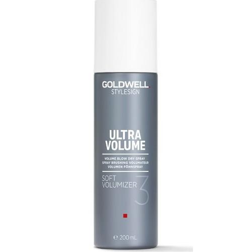 Goldwell Sprej pre väčší objem jemných až normálnych vlasov Stylesign Ultra Volume (Volume Blow Dry Spray) 200 ml