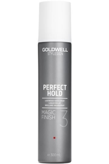 Goldwell Sprej pro zářivý lesk vlasů Stylesign (Perfect Hold Magic Finish 3) 300 ml