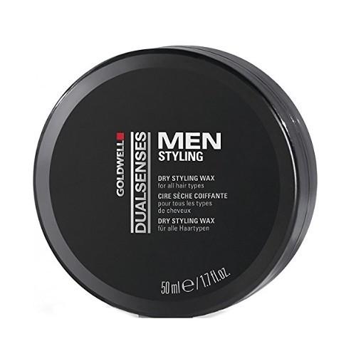 Goldwell Suchý vosk na vlasy pro muže se střední fixací Dualsenses For Men (Dry Styling Wax) 50 ml