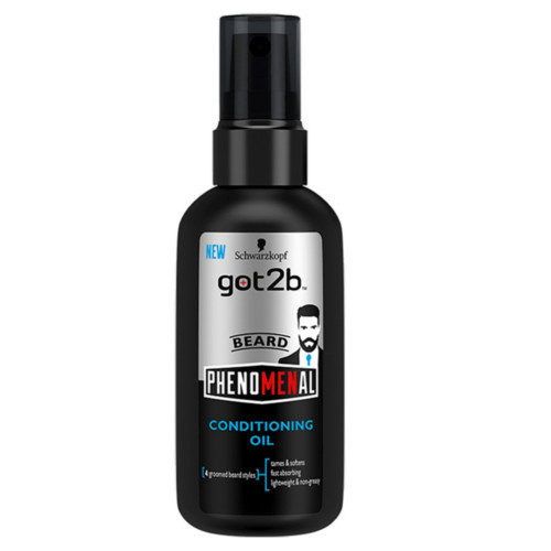 Got2b Olej na vousy Phenomenal (Conditioning Oil) 75 ml