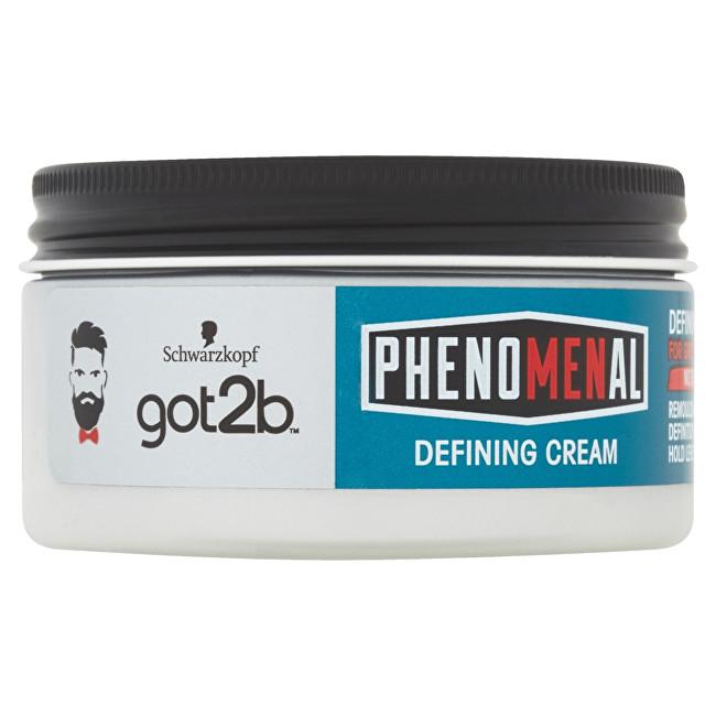 Got2b Tvarující krém pro vlasy a vousy PhenoMENal (Defining Cream) 100 ml