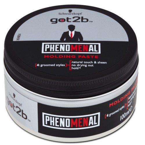 Got2b Tvarující pasta Phenomenal (Molding Paste) 100 ml