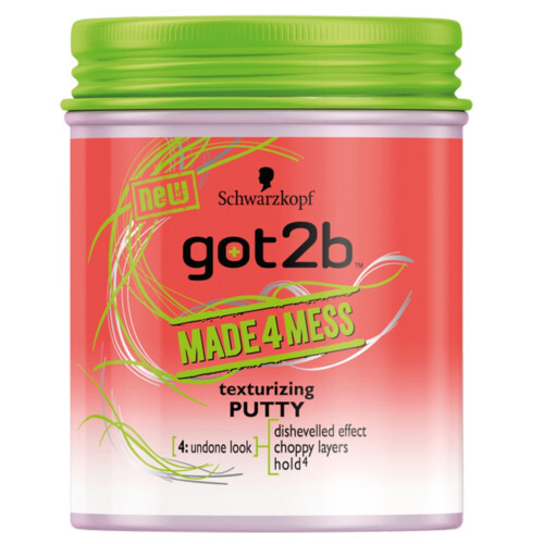 Got2b Tvarující tmel Made4Mess (Texturizing Putty) 100 ml
