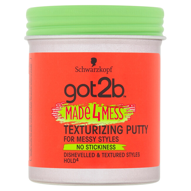 got2b Tvarující tmel Made4Mess Texturizing Putty 100 ml