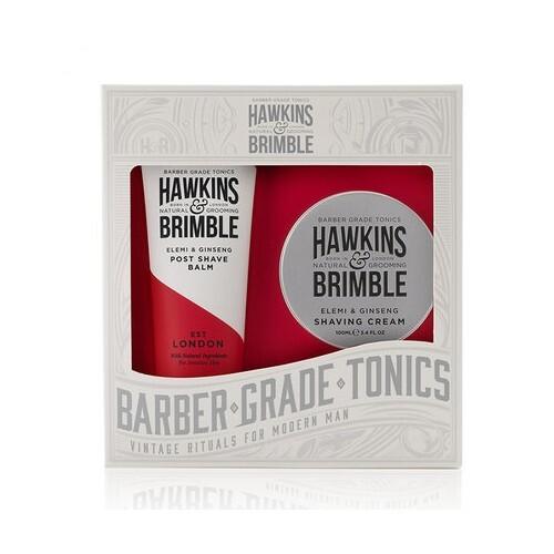 Hawkins & Brimble Darčeková sada na holenie pre mužov