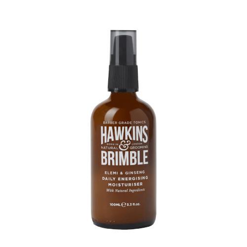 Hawkins & Brimble Denní energizující hydratační pleťový krém pro muže (Daily Energising Moisturiser) 100 ml