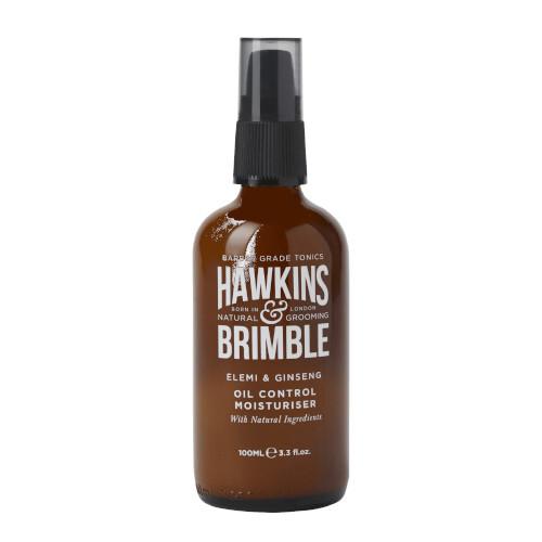 Hawkins & Brimble Hydratační pleťový krém pro mastnou pleť pro muže (Oil Control Moisturiser) 100 ml