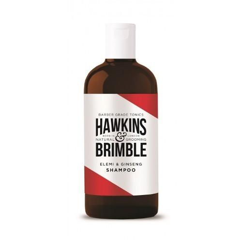 Hawkins & Brimble Hydratační šampón pro muže s vůní elemi a ženšenu (Elemi & Ginseng Shampoo) 250 ml