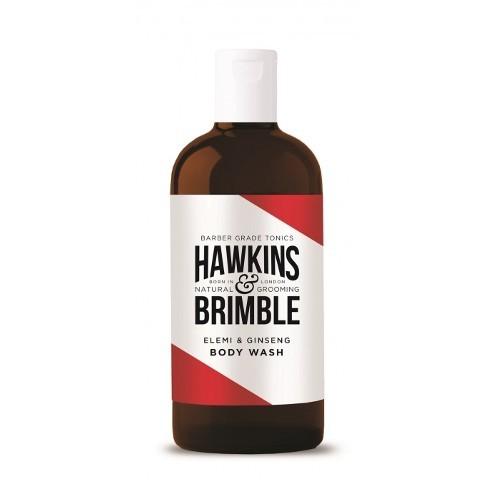 Hawkins & Brimble Hydratační sprchový gel s vůní elemi a ženšenu (Elemi & Ginseng Body Wash) 250 ml