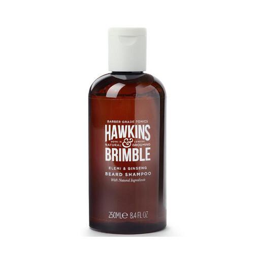 Hawkins & Brimble Pánský šampon na vousy (Beard Shampoo) 250 ml