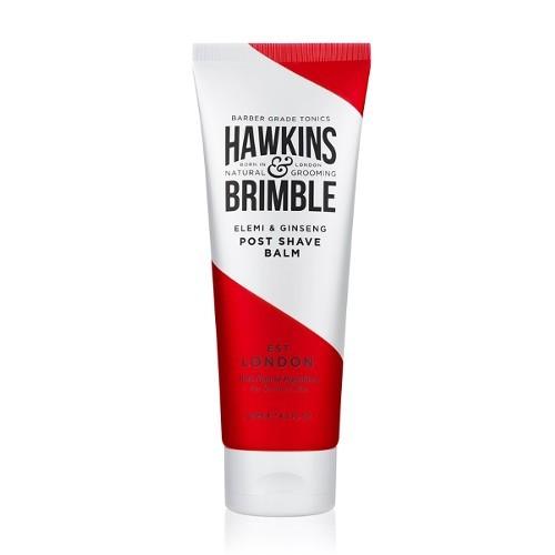 Hawkins & Brimble Zklidňující balzám po holení s vůní elemi a ženšenu (Elemi & Ginseng Post Shave Balm) 125 ml