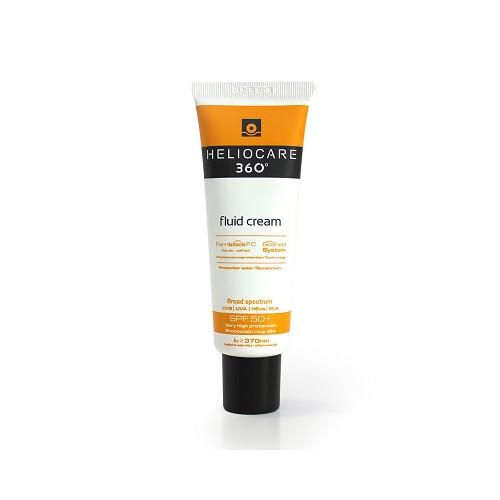 Heliocare Fluidní krém na opalování SPF 50+ 360° (Fluid Cream) 50 ml