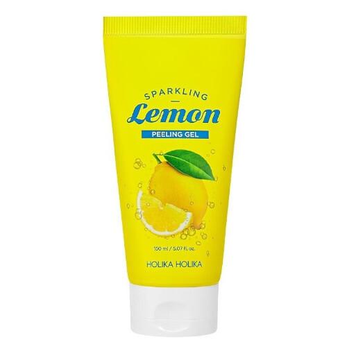 Holika Holika Gelový peeling s výtažky z citronu Sparkling Lemon (Peeling Gel) 150 ml