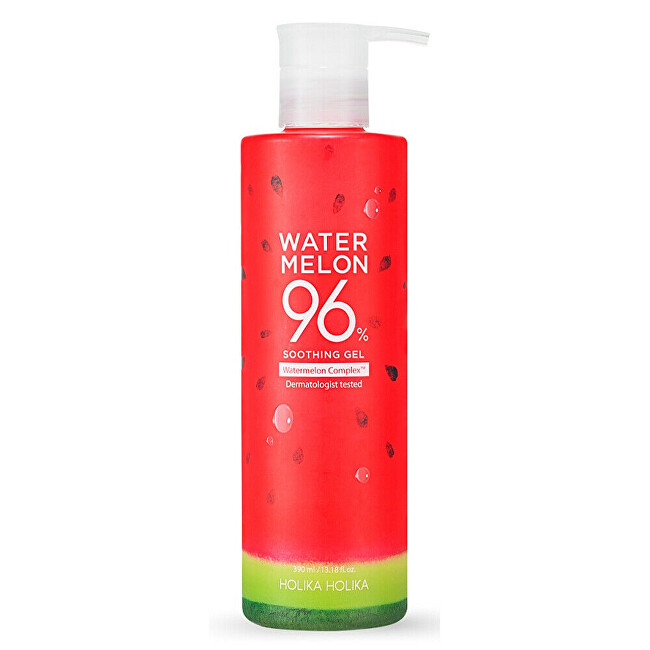 Holika Holika Upokojujúci gél Watermelon 96 percent Soothing Gel 390 ml