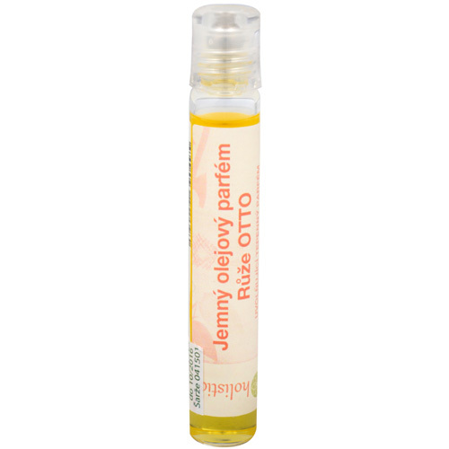 Holistic Jemný olejový parfém Růže 8 ml