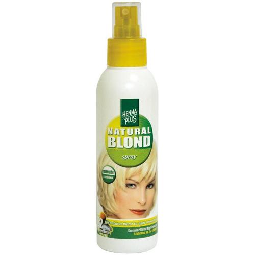HennaPlus Zesvětlující sprej na vlasy s heřmánkem 150 ml