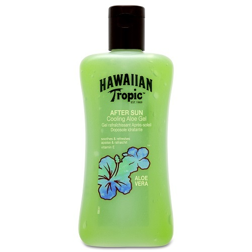 Hawaiian Tropic Chladivý gél po opaľovaní s aloe vera After Sun (Cool Aloe Vera Gel) 200 ml