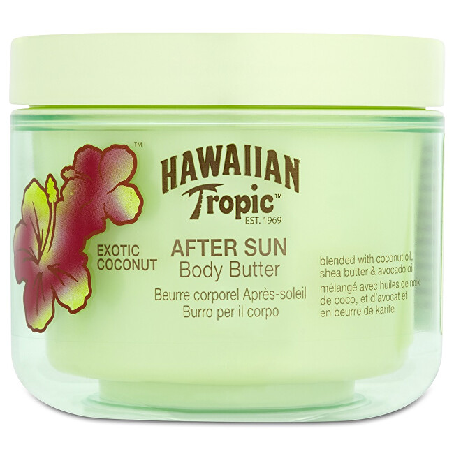 Hawaiian Tropic Tělo vé maslo po opaľovaní After Sun ( Body Butter) 200 ml