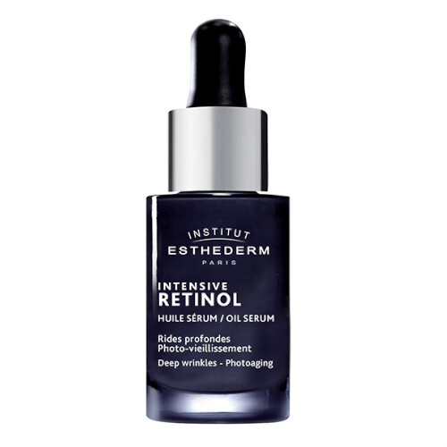 Institut Esthederm Koncentrované sérum proti stárnutí pleti Intensive Retinol Oil Serum 15 ml