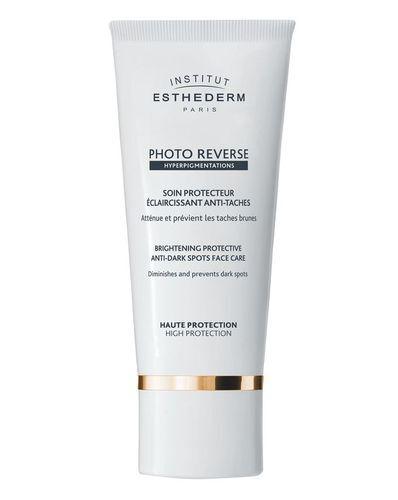 Institut Esthederm Ochranná péče proti pigmentovým skvrnám s vysokou UV ochranou Photo Reverse (Anti-Dark Spots Face Care) 50 ml