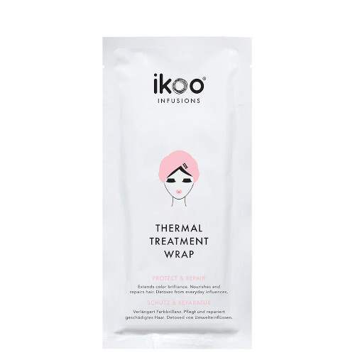 Ikoo Maska na udržení barvy a regeneraci vlasů Color Protect & Repair (Thermal Treatment Wrap) 35 g