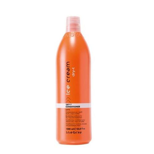 Inebrya Kondicionér pro suché a poškozené vlasy Ice Cream Dry-T (Conditioner) 1000 ml
