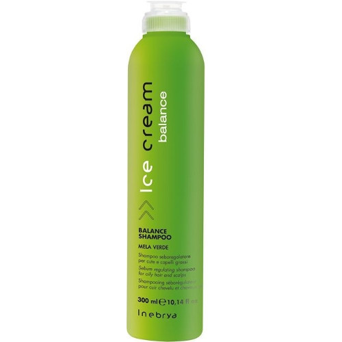 Inebrya Šampon na mastné vlasy Ice Cream Balance (Balance Shampoo) 300 ml
