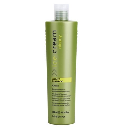 Inebrya Šampon proti lupům Ice Cream Cleany (Cleany Shampoo) 300 ml
