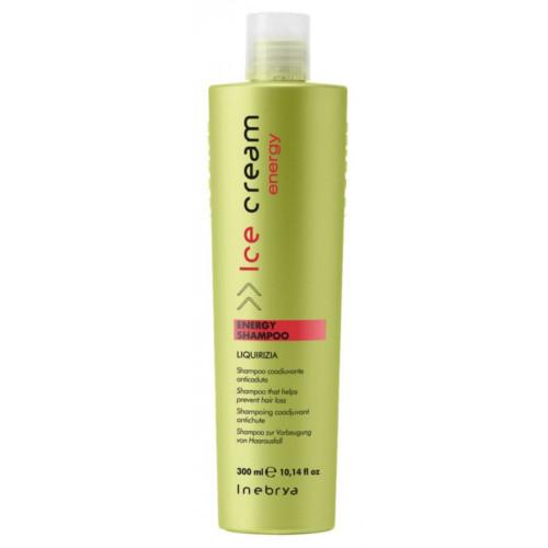 Inebrya Šampon proti vypadávání vlasů Ice Cream Energy (Energy Shampoo) 300 ml