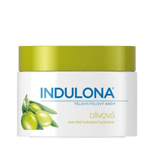 Indulona Olivová tělový krém hydratační 250 ml