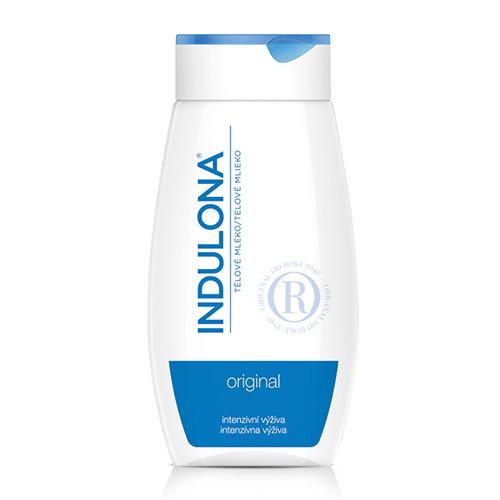 Indulona Vyživující tělové mléko Original 250 ml