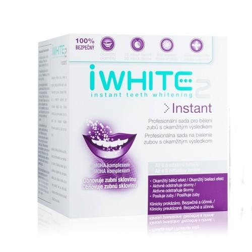 IWhite Sada pro bělení zubů Instant 2 10 x 0,8 g