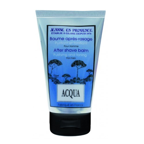 Jeanne En Provence Balzam po holení Aqua (After Shave Balm Purifying And Toning) 75 ml