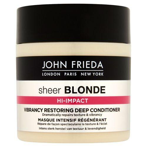 John Frieda Hloubkově regenerační kondicionér pro blond a melírované vlasy Sheer Blonde (Flawless Recovery) 150 ml