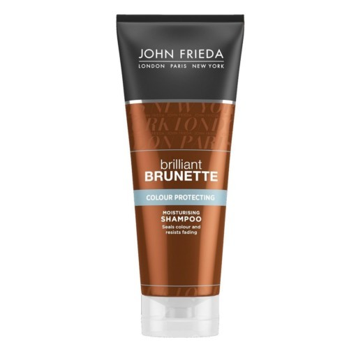 John Frieda Hydratační šampon na barvené vlasy Brilliant Brunette Colour Protecting (Moisturising Shampoo) 250 ml