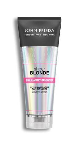 John Frieda Kondicionér pro ochranu barvy blond vlasů s perleťovým leskem Sheer Blonde (Vibrancy Restoring Conditioner) 250 ml