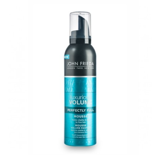 John Frieda Penové tužidlo Luxurious Volume Perfectly Full (Mousse Volume Parfait) 200 ml