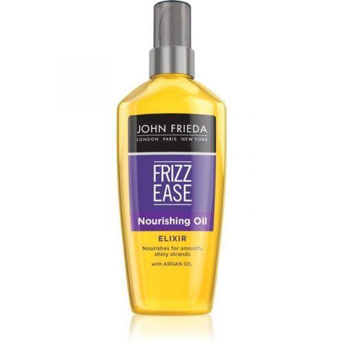 John Frieda Regenerační olej na vlasy Frizz Ease (Nourishing Oil Elixir) 100 ml