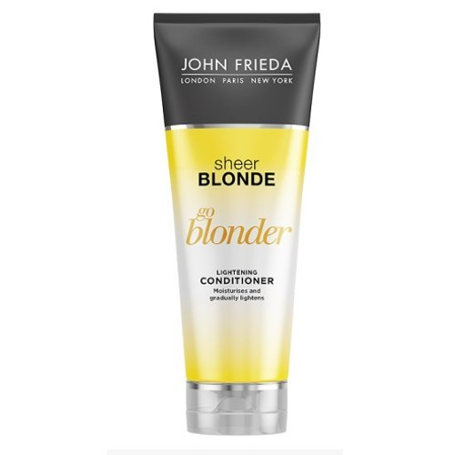 John Frieda Zosvetľujúci kondicionér pre blond vlasy Sheer Blonde Go Blonde r ( Light ening Conditioner) 250 ml
