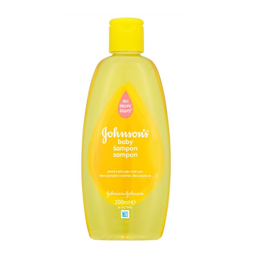 JOHNSON`S Baby Baby Šampón 200 ml