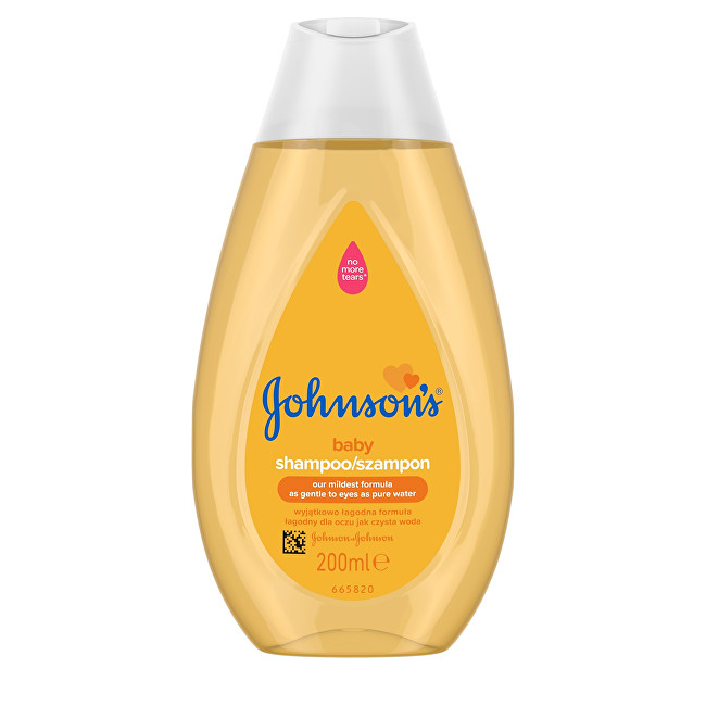 Johnson´s Baby Šampón 200 ml